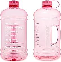Large Water Bottle Motivational 0.8 BPA-Free Big Water Jug for Sport Outdoor Kitchen
