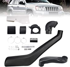 Anbull Compatible with Jeep Engine Snorkel Kit for Jeep Grand Cherokee ZJ ZG 1993-1998 Series Potrol Magnum V8 / AMCI6 I6