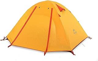 Naturehike公式ショップ テント Pシリーズ 3-4人用 アウトドア テント 二重層テント 超軽量キャンピングテント