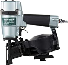 Metabo HPT Roofing Nailer, Pneumatic, Coil Roofing Nails from 7/8-Inch up to 1-3/4-Inch,..