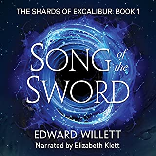 Song of the Sword audiobook cover art