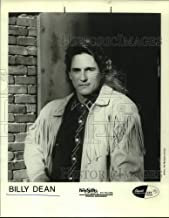 Historic Images - 1991 Press Photo Singer Billy Dean