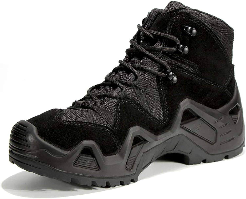 LIJUN Winter herrar Snow Boots Boots Boots Outdoor Comby Booslipss Non Slip Lace Hiking skor Storlek Froze 65533;65533;65533;38 -43  lycklig shopping