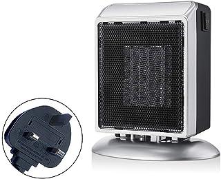 Mini calefactores Pequeños calentadores cuadrados de escritorio velocidad Ventilador caliente caliente ventilador casero calentador mini calentador eléctrico calentador eléctrico oficina eléctrico cal