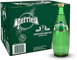 Perrier Sparkling Mineral Water - 12x750ml