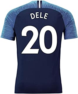 DELE Alli #20 Men's Soccer Jersey -Breathable, Quick Drying