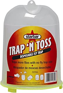 Farnam Home and Garden 14624 Starbar Trap N Toss Disposable Fly Trap