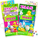 Paas Easter Egg Decorating Kit Variety Pack. Pack of 4. (Decorating Kits Will...