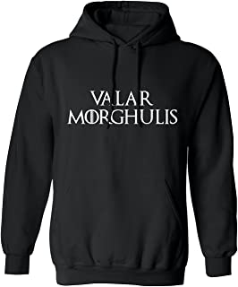 Game of Thrones Valar Morghulis Graphic Design Hoodie