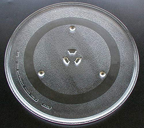 G.E. Microwave Glass Turntable Plate / Tray 14 1/8' WB39X10038
