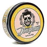 Don Juan Hair Grease Pomade 4 Ounce Jar | Heavy Hold | High Shine | Wax Based | Citrus Bayrum Scent