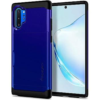 Spigen Slim Armor CS Designed for Samsung Galaxy Note 10 Plus Case (2019) - Aura Blue