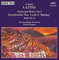 Lajtha:Syms.3&4/Suite No.2