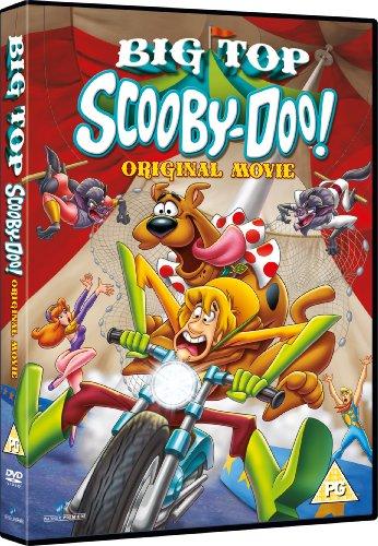 Scooby-Doo: Big Top [DVD] [2012]