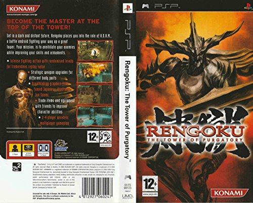 Rengoku: The Tower of Purgatory (Sony PSP) [Edizione: Regno Unito]