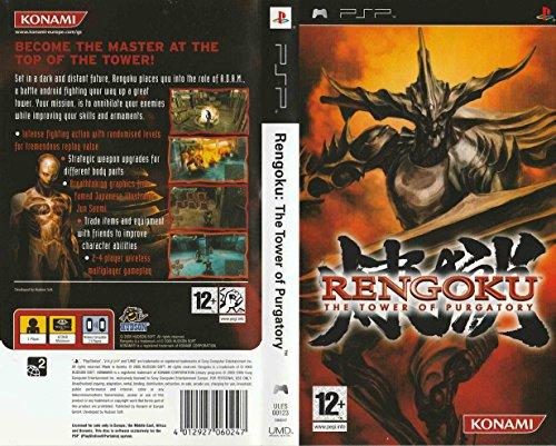 Rengoku: The Tower of Purgatory (Sony PSP)[Importación inglesa]