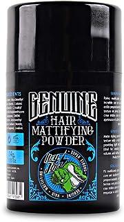 HEY JOE - Genuine Hair Mattifying Powder SUPER STRONG 14 gr