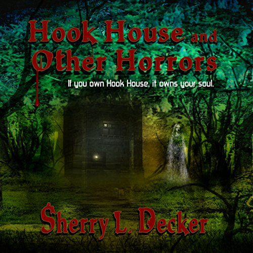 Hook House and Other Horrors audiobook cover art