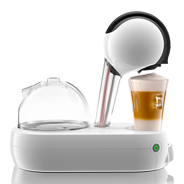 DeLonghi Dolce Gusto Stelia EDG635.W - Cafetera de cápsulas, 15 bares de presión, color blanco: 140.6: Amazon.es: Hogar
