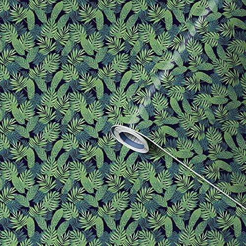 Venilia Film décoratif adhésif Différents motifs au choix, Wilderness, 45 cm x 2 m
