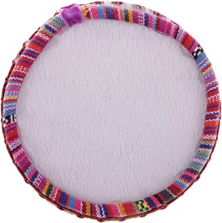IPOTCH Beading Mat Board Beads Beading Tray for Embroidery Stitchwork Needlework