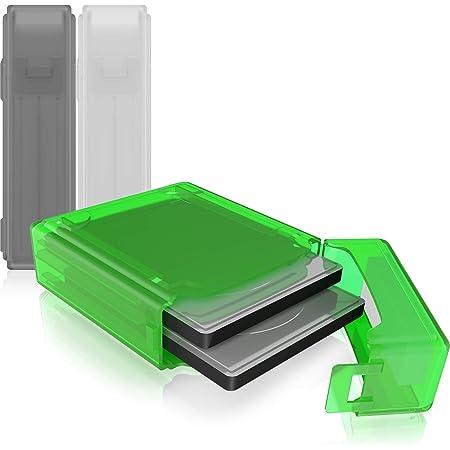 Logilink Ua0131 Festplatte Schutzhülle Für 1x 6 4 Cm Computer Zubehör