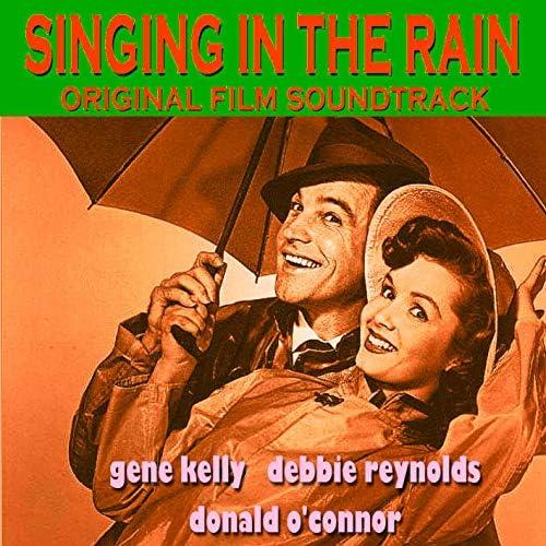 Gene Kelly, Debbie Reynolds & Donald O'Connor