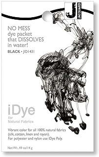 Jacquard JID1431 IDYE-Black 14gm (Direct) Fabric Dye