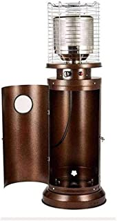 Terrace Heater - Freestanding Propane Patio Heater - Easy Control & Rapid Heating Outdoor Heater for Yard,Commercial Resta...
