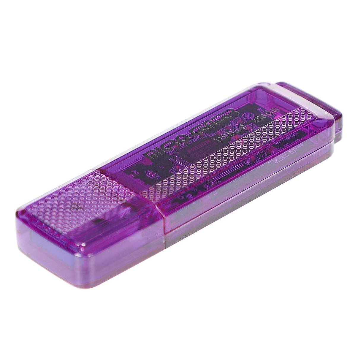 Micro Center SuperSpeed 256GB USB 3.0 Flash Drive Gum Size Memory Stick Thumb Drive Data Storage Jump Drive (256G)