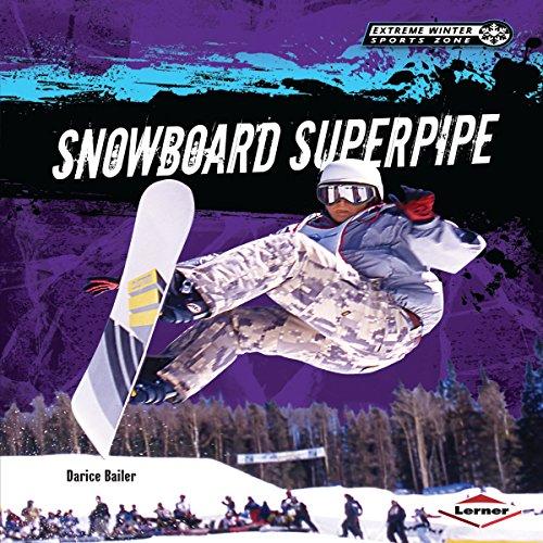 Snowboard Superpipe audiobook cover art