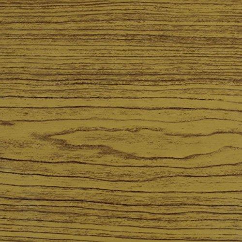 Klebefolie Nussbaum 210x90cm Holzoptik Dekofolie Selbstklebefolie Möbelfolie