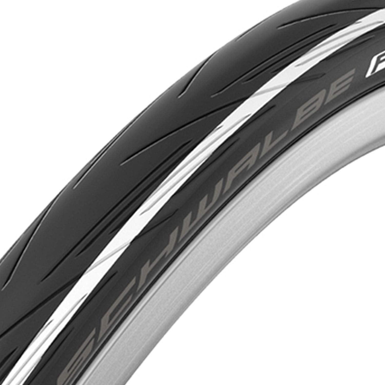 Schwalbe Lugano Active Line K-Guard Road Bike Tires /& Presta Tubes 700 X 23C