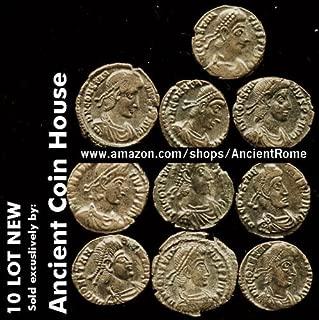 roman coin lot