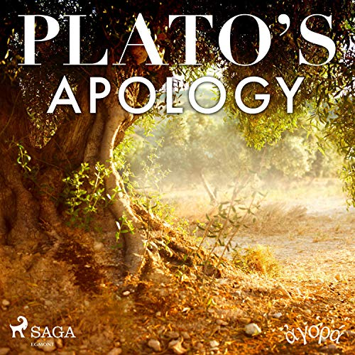 Plato's Apology Titelbild