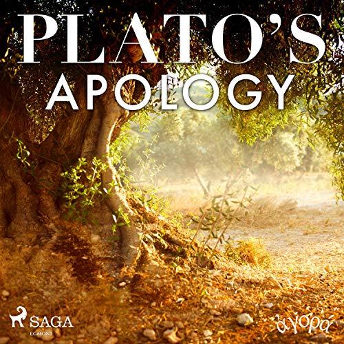Plato's Apology Titelbild