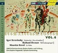 Les Ballets Russes, Vol. 6 (2010-04-27)