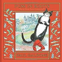 Puss in Boots (Folk Tale Classics) (Paul Galdone Classics)