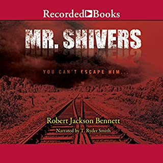 Mr. Shivers cover art