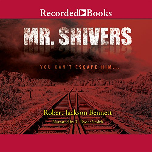 Mr. Shivers audiobook cover art