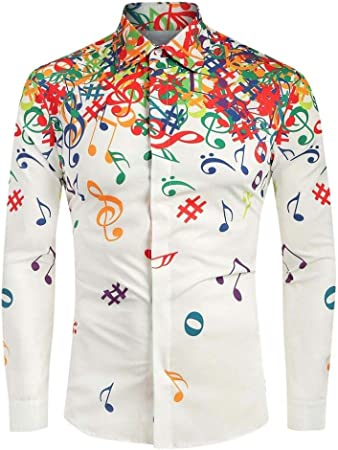 Wodechenshan Camisas Casual para Hombre,Otoño Hombres ...