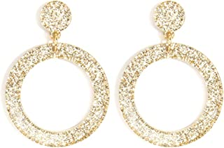 Best ladies creole hoop earrings Reviews