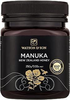 Watson & Son Manuka Honig MGO 100 250g | Premium Qualität aus Neuseeland