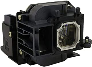 CTLAMP Premium Quality NP23LP Replacement Professional Projector Lamp NP23LP Compatible Bulb with Housing Compatible with NEC NP-P401W NP-P451W NP-P451X NP-P501X