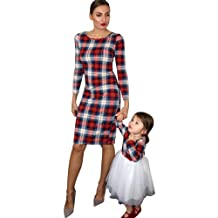 mother and baby daughter dresses