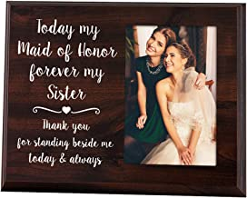 Best thank you maid of honor Reviews