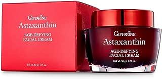Giffarine Astaxanthin Age-Defying Facial Cream (astaxanthin, Collagen, Hyaluron) 50g.