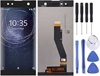 LCD Display Replacement Parts LCD Screen and Digitizer Full Assembly for Sony Xperia XA2 Ultra Mobile Phone Repair Parts