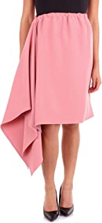 MAISON MARGIELA Luxury Fashion Womens S32MA0280S49304ROS Pink Skirt | Season Outlet