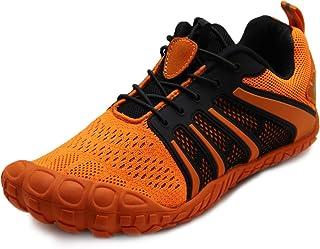 حذاء Oranginer رجالي نسائي مصغر - صندوق أصابع واسع - حذاء تمرين حافي القدمين